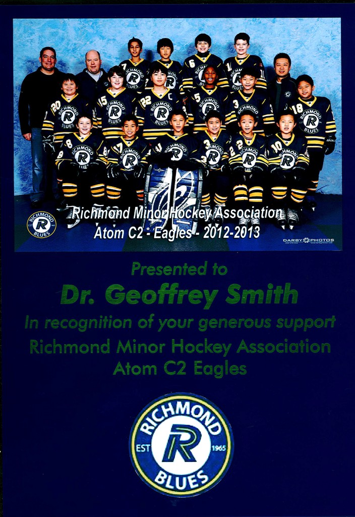 hgs ortho atom c2 eagles sponsor