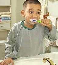 How well are your children brushing their teeth?